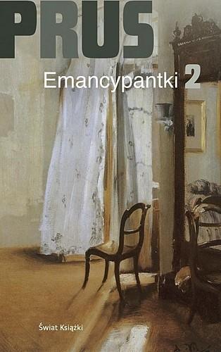 Okładka książki Emancypantki tom 2