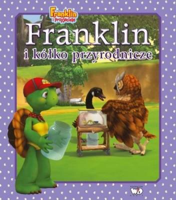 Okładka książki Franklin i kółko przyrodnicze
