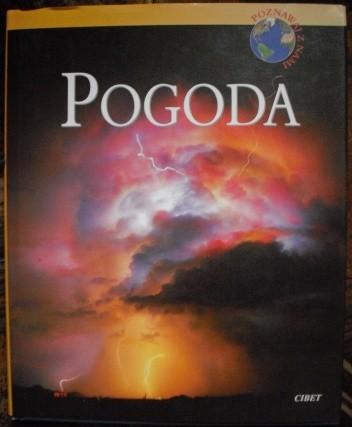 Okładka książki Pogoda