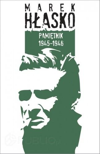 Okładka książki Pamiętnik 1945-1946