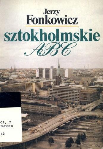 Okładka książki Sztokholmskie ABC