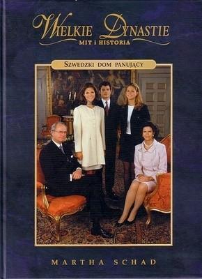 Okładka książki Szwedzki dom panujący