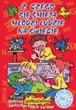 Okładka książki Z czego się śmieją młodzi ludzie na świecie ?