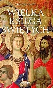 Okładka książki Wielka księga świętych