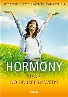 Okładka książki Hormony - klucz do dobrej sylwetki