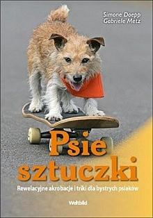 Okładka książki Psie sztuczki