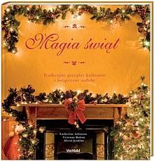 Okładka książki Magia świąt