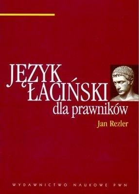 Okładka książki Język łaciński dla prawników