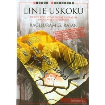Okładka książki Linie uskoku