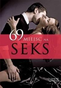 Okładka książki 69 miejsc na seks