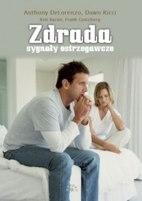 Okładka książki Zdrada.