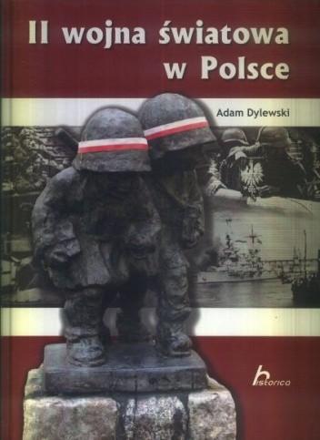 Okładka książki II wojna światowa w Polsce