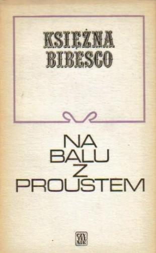 Okładka książki Na balu z Proustem
