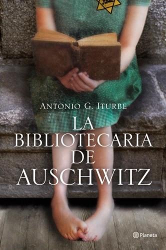 Okładka książki Bibliotekarka z Auschwitz