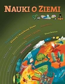 Okładka książki Nauki o Ziemi