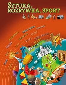 Okładka książki Sztuka, rozrywka i sport