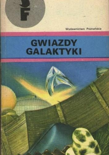 Okładka książki Gwiazdy galaktyki