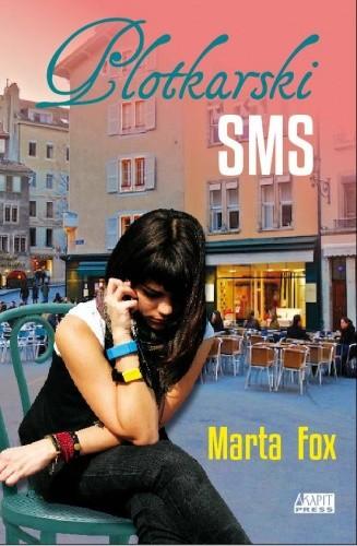 Okładka książki Plotkarski SMS