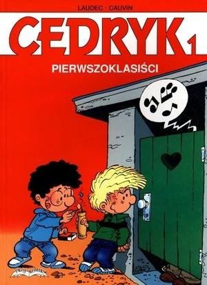Okładka książki Cedryk. Pierwszoklasiści