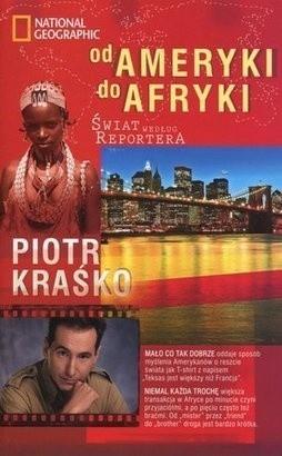 Okładka książki Od Ameryki do Afryki