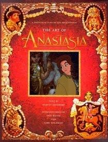 Okładka książki The Art of Anastasia