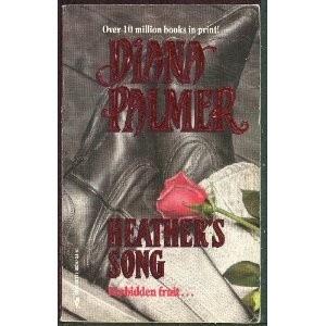 Okładka książki Heather's song
