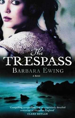 Okładka książki The Trespass