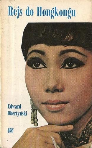Okładka książki Rejs do Hongkongu