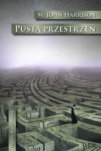 Okładka książki Pusta przestrzeń