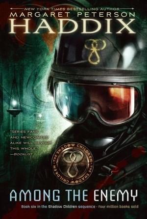 Okładka książki Among the Enemy