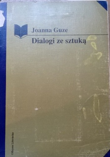 Okładka książki Dialogi ze sztuką. Szkice