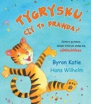 Okładka książki Tygrysku, czy to prawda?