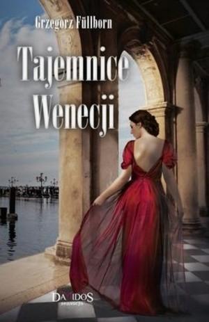 Okładka książki Tajemnice Wenecji  tom 1