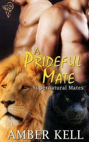 Okładka książki A Prideful Mate