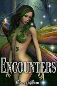 Okładka książki Changeling Encounter: Take Me