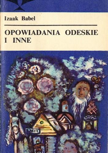 Okładka książki Opowiadania odeskie i inne