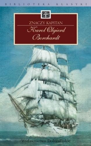 Okładka książki Znaczy Kapitan