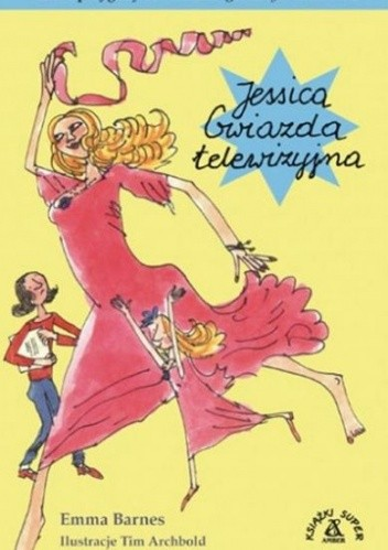 Okładka książki Jessica. Gwiazda telewizyjna