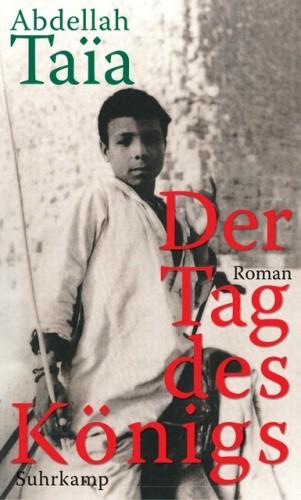Okładka książki Der Tag des Königs