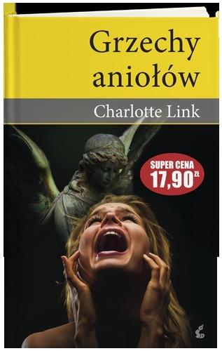 Okładka książki Grzech aniołów