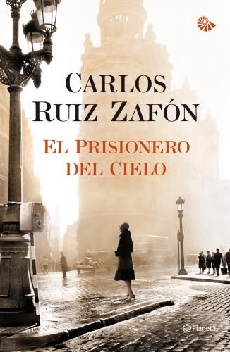 Okładka książki El prisionero del cielo