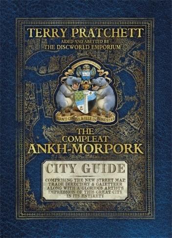 Okładka książki The Compleat Ankh-Morpork