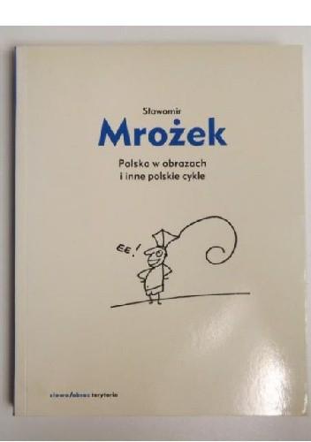 Okładka książki Polska w obrazach i inne polskie cykle