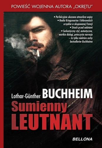 Okładka książki Sumienny leutnant