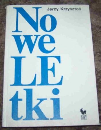 Okładka książki Noweletki