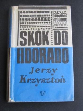 Okładka książki Skok do Eldorado