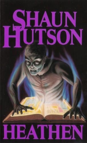 Okładka książki Heathen