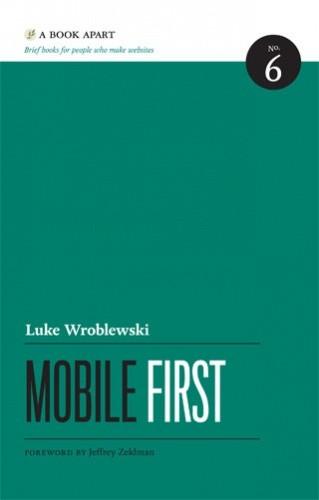 Okładka książki Mobile First