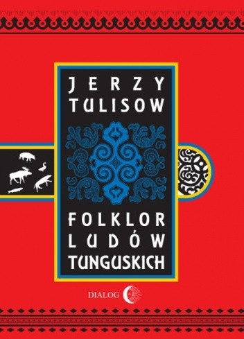 Okładka książki Folklor ludów tunguskich
