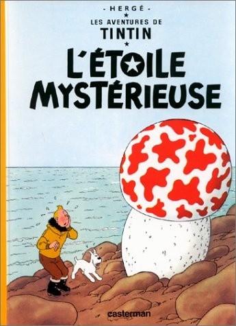 Okładka książki L'Etoile mystérieuse